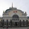 Железнодорожные вокзалы в Ровеньках